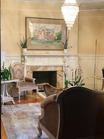 The Windsor Suite at Valentine Mansion
