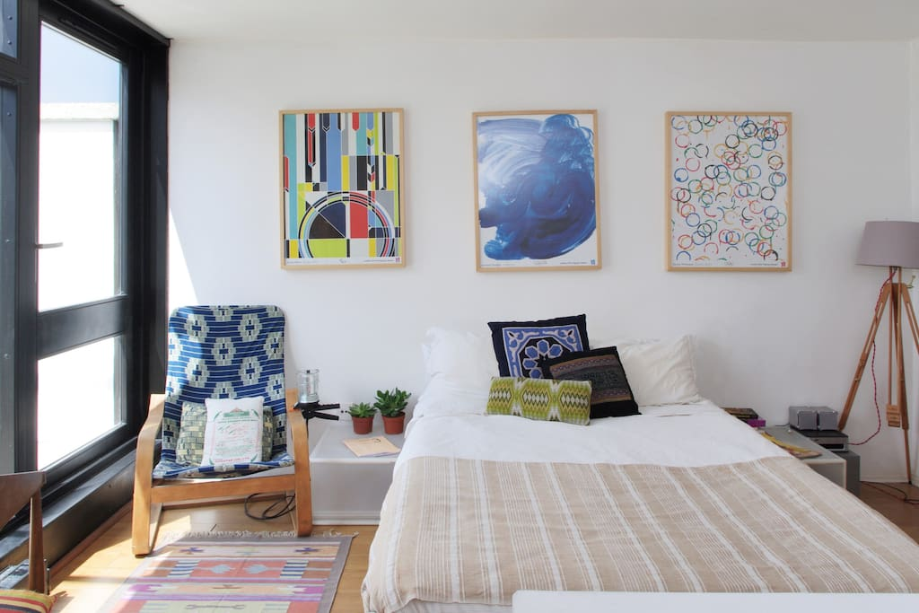 Architectural 1970 39 s modernist studio kings cross a londra - Posto letto londra ...