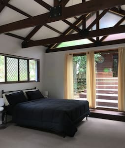 peaceful studio set on an acre - Murwillumbah - Andere