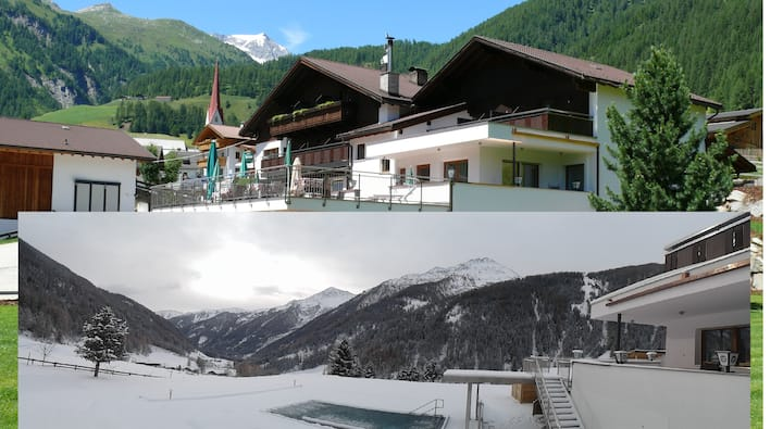 Apart-Hotel Knoll*** Lappach Südtirol