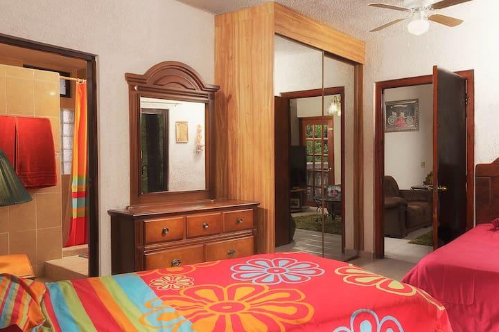 Pretty Room in Santiago, N.L. Mexico. Magic town. - Santiago - Bed & Breakfast