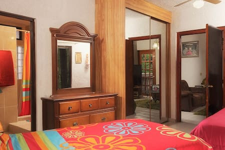 Pretty Room in Santiago, N.L. Mexico. Magic town. - Santiago - Bed & Breakfast