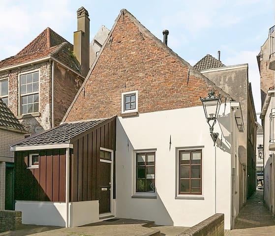 Heerlijke woning op top locatie in centrum Kampen