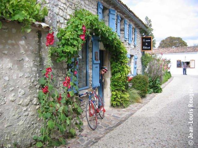 La presqu'ile - Talmont-sur-Gironde - Leilighet