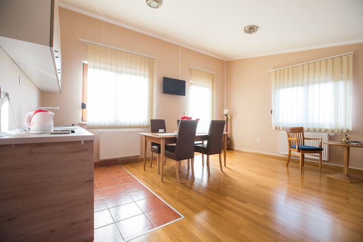 Yellow Hill Apartements 3 - Zagreb - Apartment