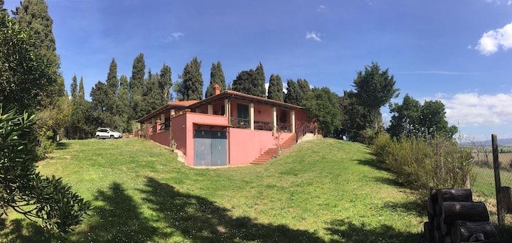 """Villa La Punta"" Your Home in Tuscany"