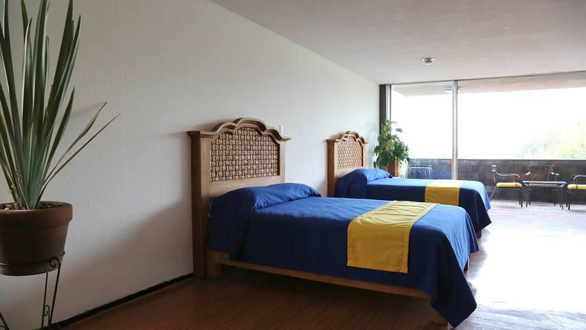 Master Suite en Centro Las Plazas - Cuernavaca - Appartement