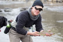 Try your hand at fly fishing the White River!