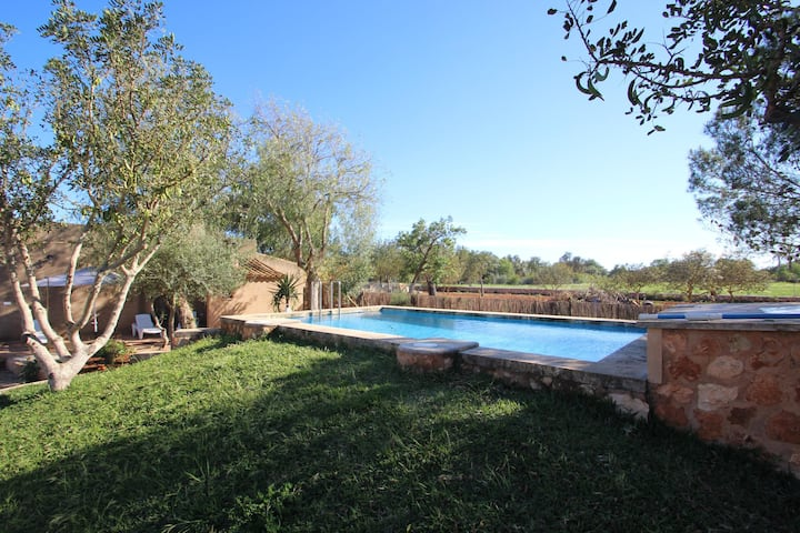 "Villa 'Es Tres Pins ""- Air Conditioning - WiFi"
