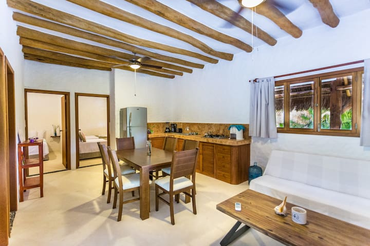 "HOLBOX DELUXE APARTMENTS ""C"" - Holbox - Appartement"