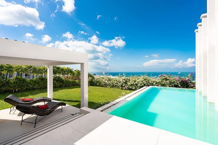 Unique Design with  Private Pool & Garden