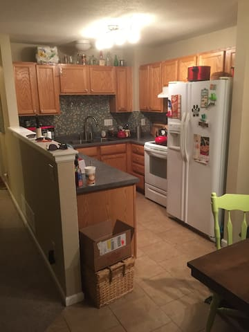 20 min from downtown Denver - Englewood - Huis
