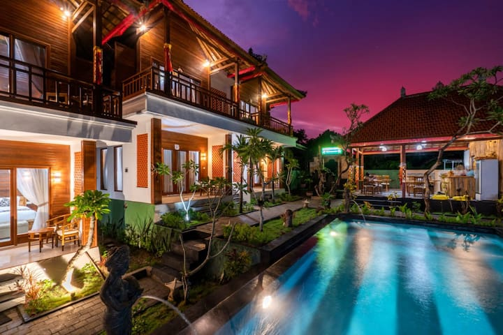 Lembongan Deluxe Villa Just 150 Meter to the Beach