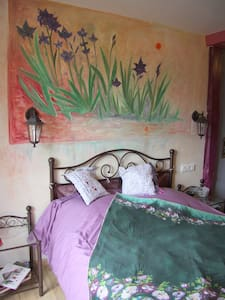 la chambre iris - Muttersholtz - Bed & Breakfast