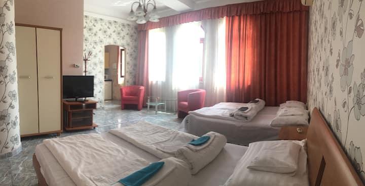 Apartman Szeged Szívében