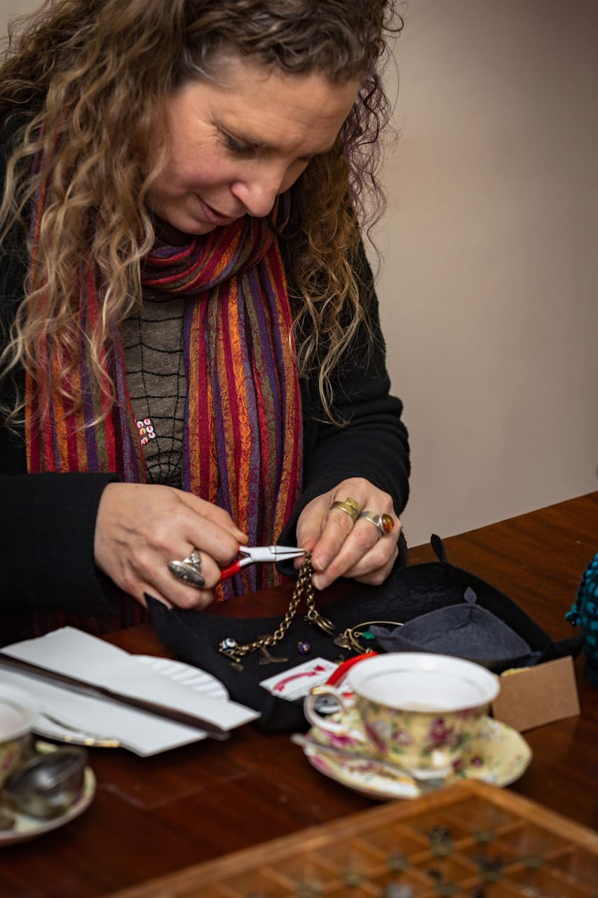 High Tea & Jewellery in The Rocks