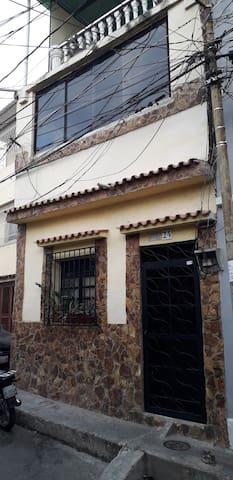 Casa Familiar con disponibilidad para 2 habitacion