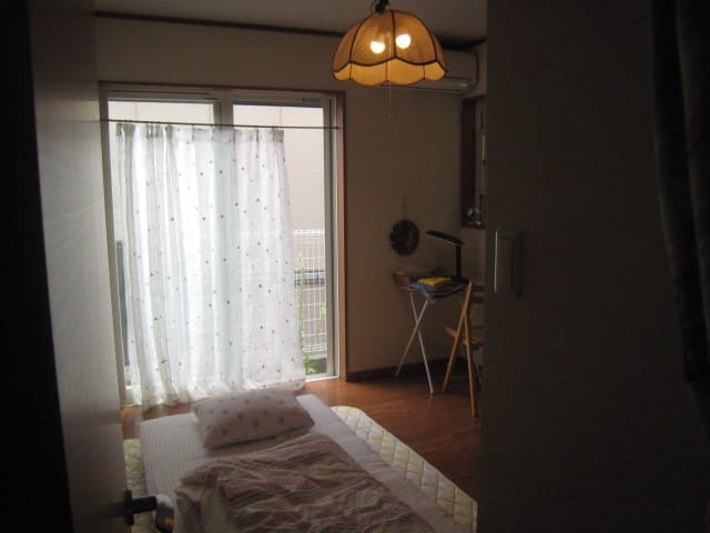HANA HOUSE (B) Complete private room,quiet clean - Nara city - House