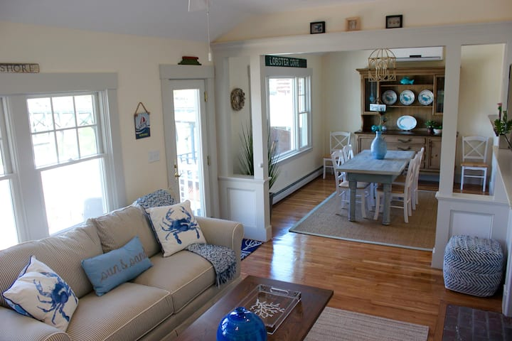 Waterfront Annisquam Home, beautifully renovated