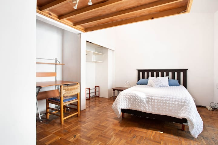 House of Angels-Private bedroom and big spaces.