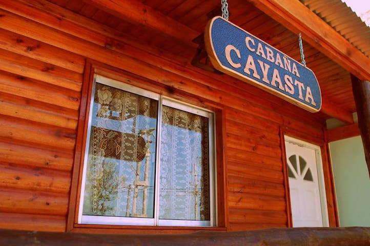 Cabaña Cayasta - Buenos Aires - Nature lodge