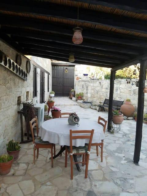 Saint Demetrios Traditional Cypriot House
