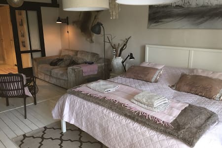 Beautiful apartment near sea & city - La Haia