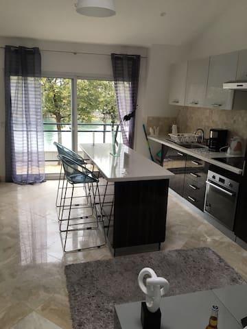 Magnifique Appartement Vue seine - Alfortville - Appartement