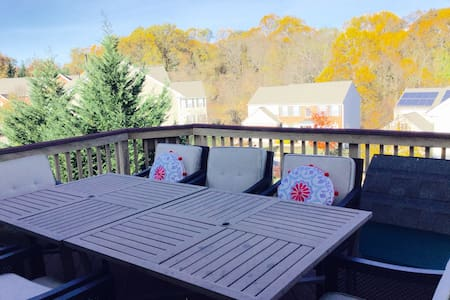 Quite Rm Close to BWI & Downtown - Ellicott City - House