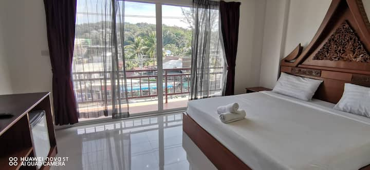 Breathtaking Sea View Room at Sure Guesthouse