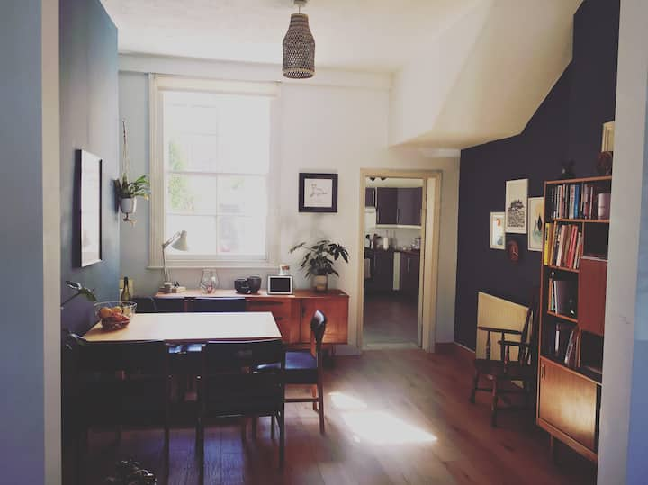 Comfy, Modern family home