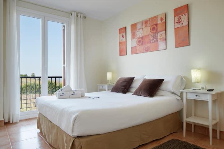 Casa Rural Xabin Etxea - Habitación cama DOBLE