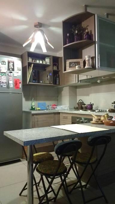 Cocina/comedor