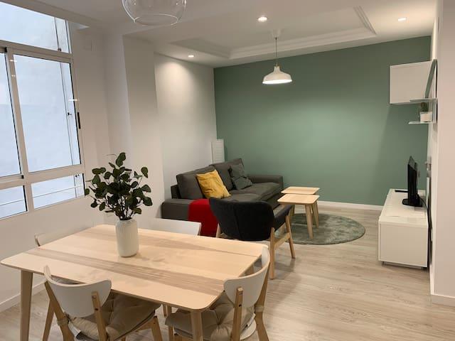 Apartamento minimalista en el centro de Yecla - 02