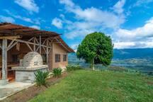Finca la Amada Hacienda with Breathtaking Views