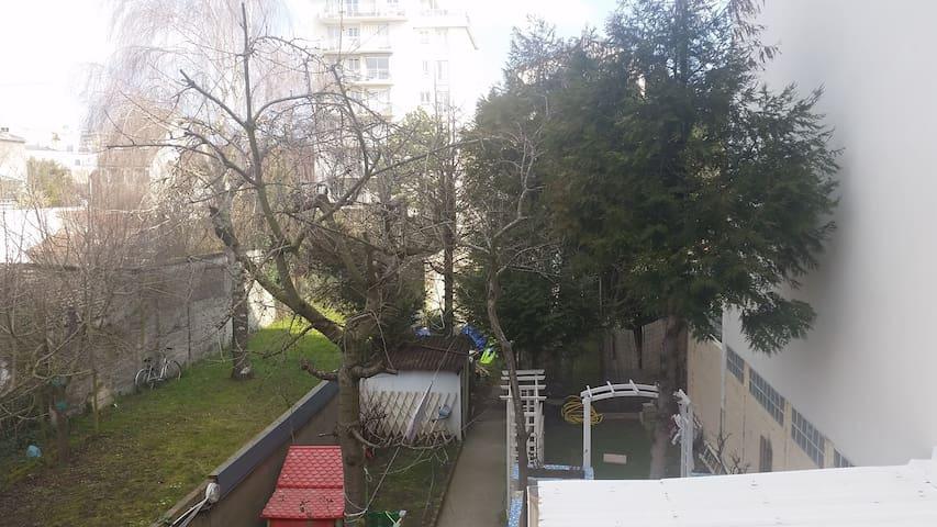 Vacances près de Paris et au calme - Bagnolet - Departamento