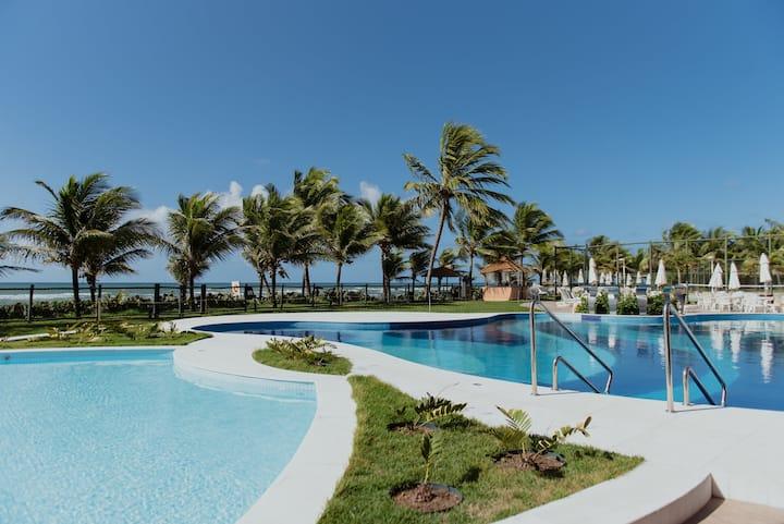 Guarajuba-Genipabu Summer House- 3 suites