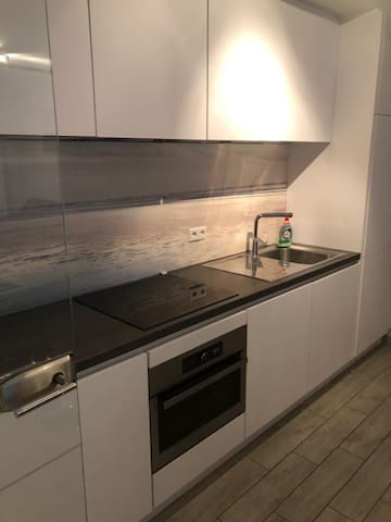 Great apartament with private parking in Kirchberg