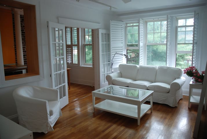 Charming  and Cozy Unit with lots of character - Cambridge - Condominium