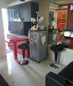 Affordable&cozy kalibata city - Apartment