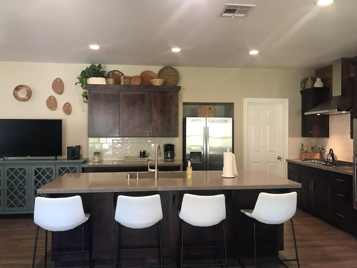 Large Redding Home Away From Home