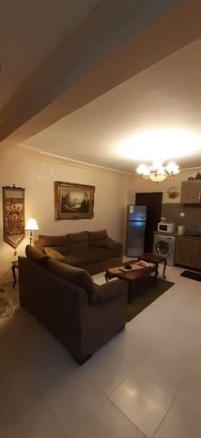 Very clean and spacious studio &great location