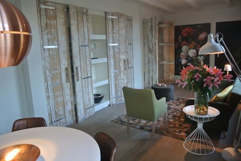 Private Apartment near Amsterdam with garden