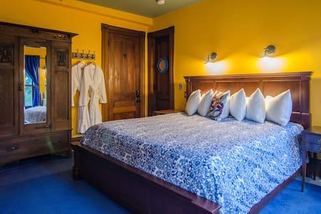 The Harrington Suite (King/Queen) - Main Room, Main House, 2nd Floor