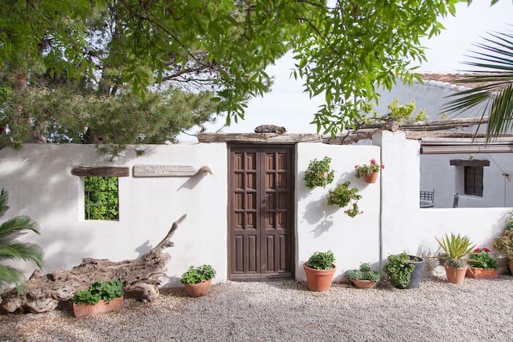 El Granero cottage, Cortijo los Lobos, nr Malaga