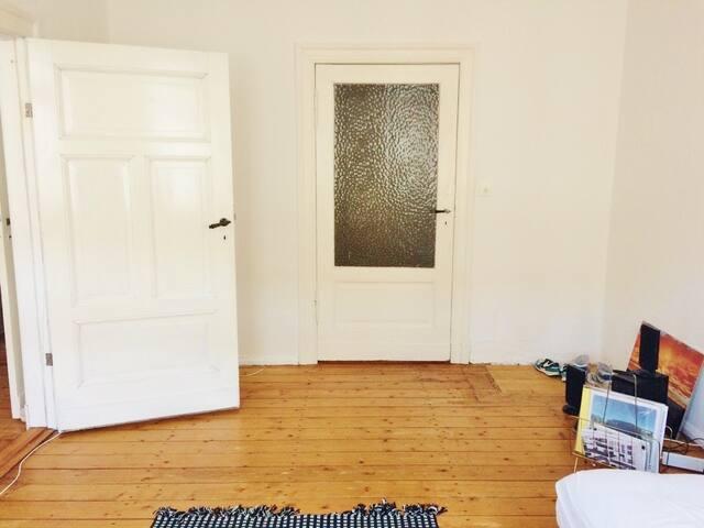 Zimmer in 2erWG in Schleußig/Plagwitz - Leipzig