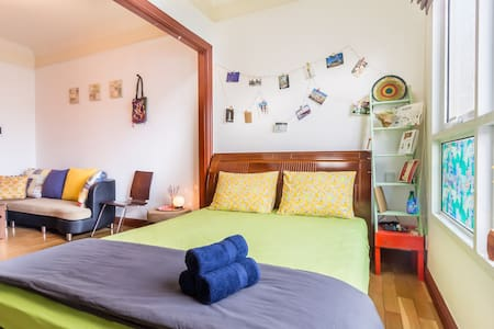 Elegant Studio with FREE Rooftop Swimming Pool - Ho Chi Minh