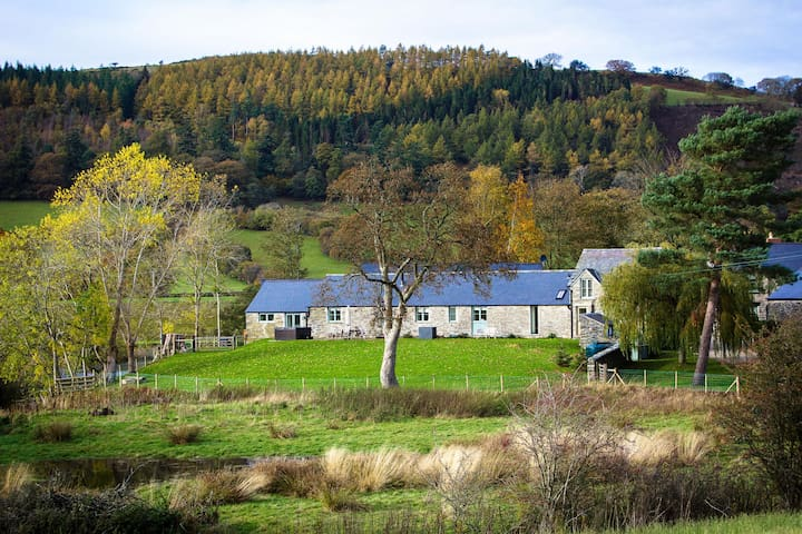 Gamekeepers Cottage (sleeps 8)