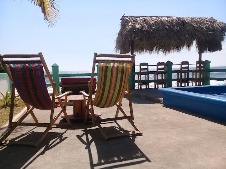 Casa Perla Beachfront - Standard Room 3