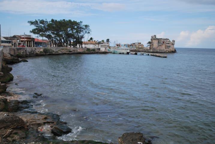 El Delfin Casa Particular Havana località Cojimar